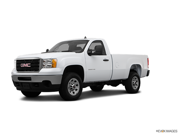 2013 GMC Sierra 3500 HD Regular Cab