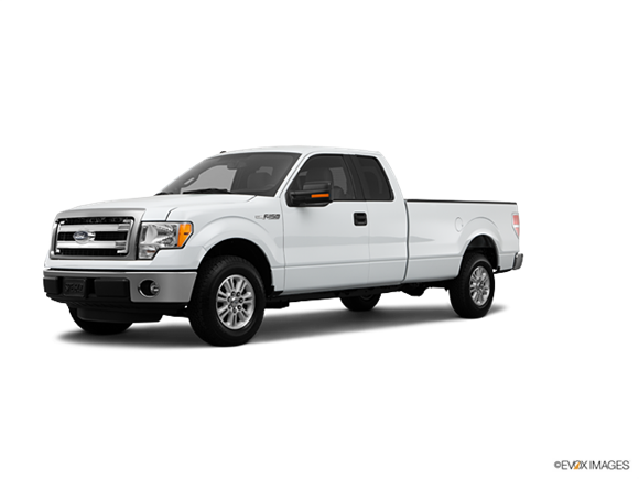 2013 Ford F150 Super Cab