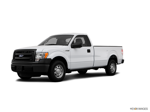 2013 Ford F150 Regular Cab