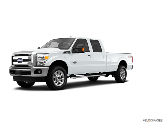 2013 Ford F350 Super Duty Crew Cab