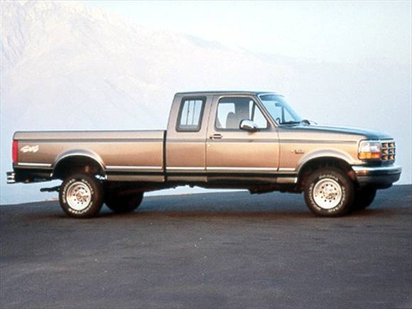 1993 Ford F150 Super Cab