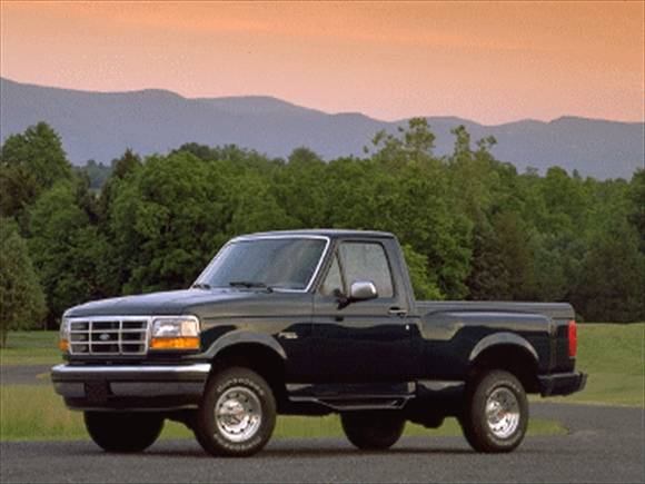 1995 Ford F150 Regular Cab