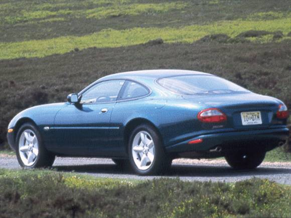 1998 Jaguar XK Series