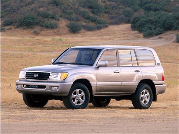 2001 Toyota Land Cruiser