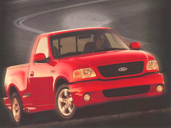 2003 Ford F150 Regular Cab
