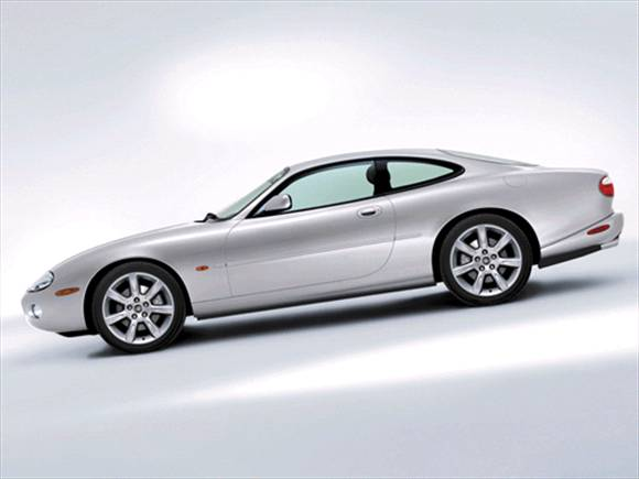 2003 Jaguar XK Series