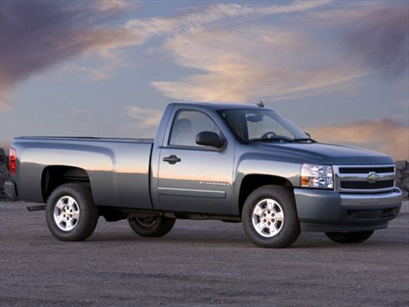 2007 Chevrolet Silverado 1500 Regular Cab