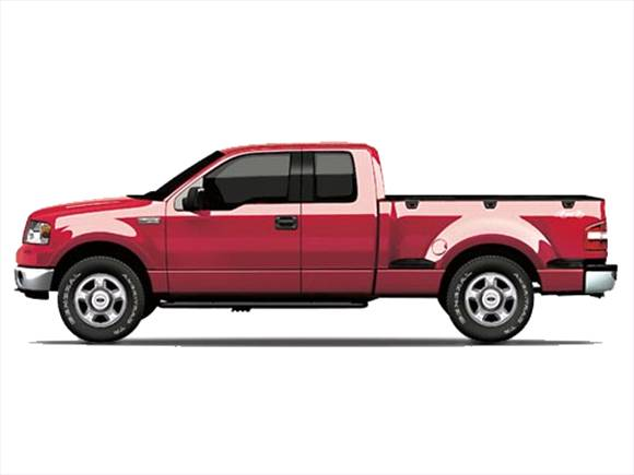 2007 Ford F150 Super Cab