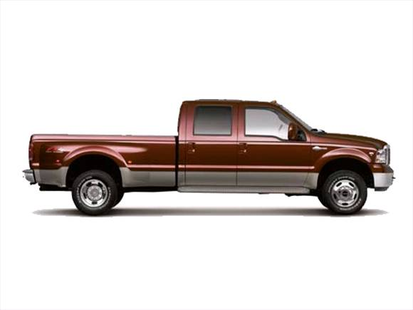 2007 Ford F350 Super Duty Crew Cab