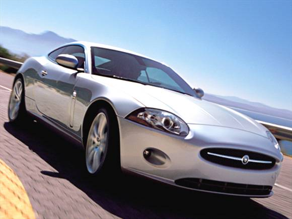 2007 Jaguar XK Series