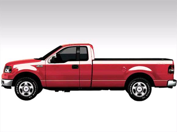 2008 Ford F150 Regular Cab