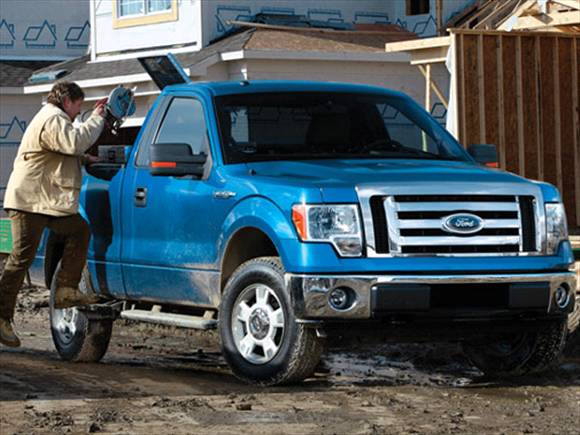 2009 Ford F150 Regular Cab