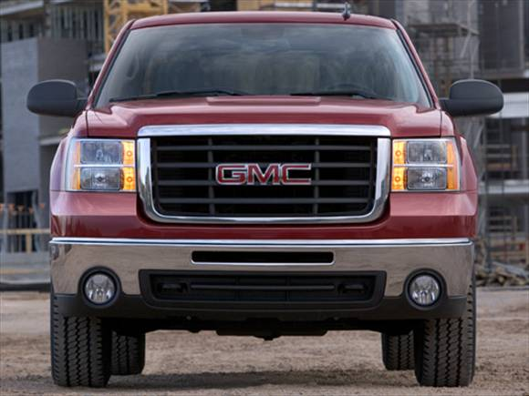 2010 GMC Sierra 3500 HD Regular Cab