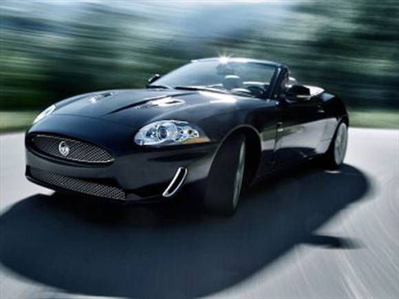 2010 Jaguar XK Series