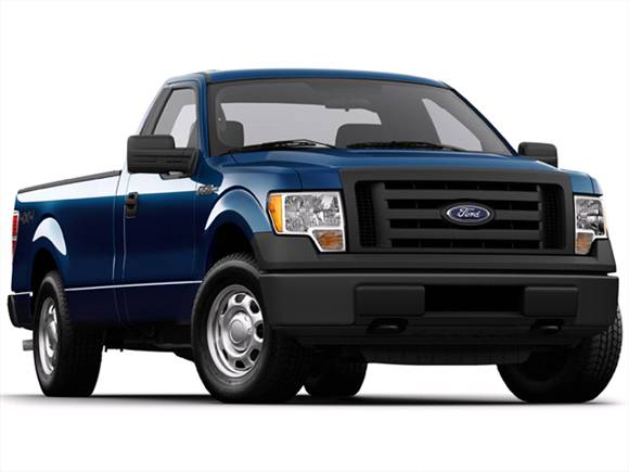 2011 Ford F150 Regular Cab