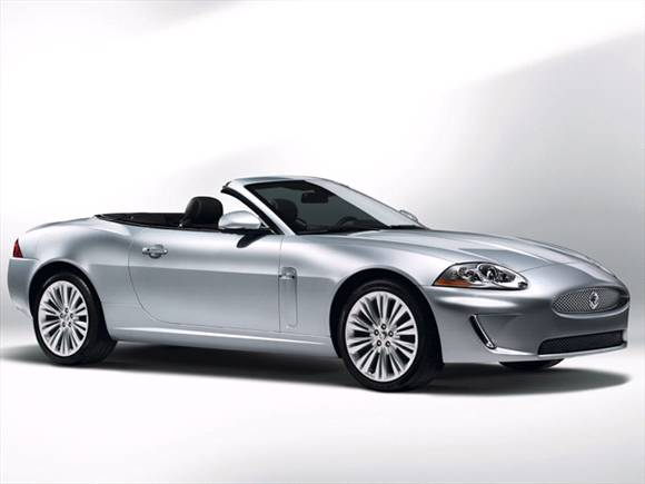 2011 Jaguar XK Series