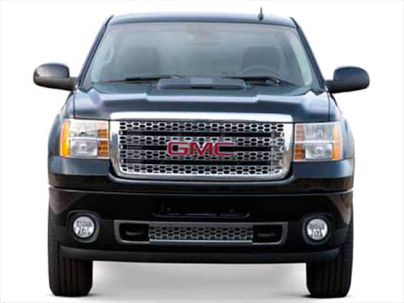 2012 GMC Sierra 3500 HD Regular Cab